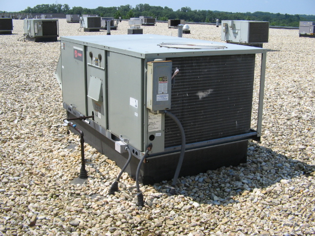 Commercial HVAC RTUs